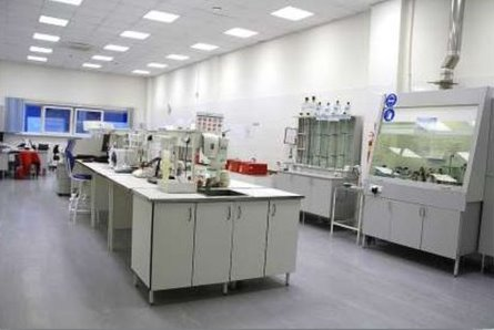 Помещения поверочных лабораторий